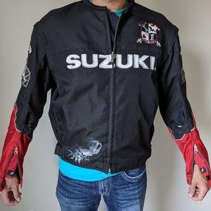 Joe Rocket Suzuki motorcycle jacket